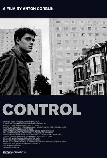 control the ian curtis film