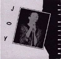 Joy Division EP - Italian semi official issue