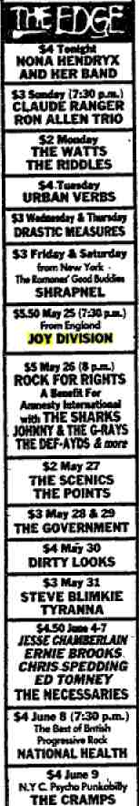 Toronto Star Saturday May 18th 1980