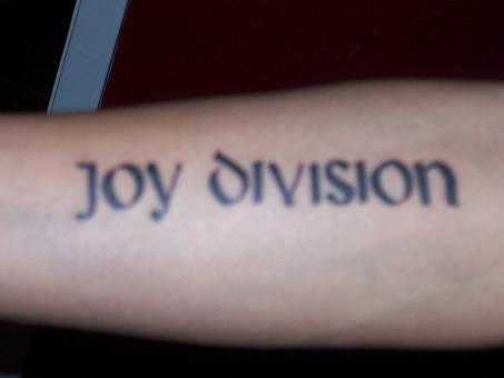 joy division tattoos. Black Bedroom Furniture Sets. Home Design Ideas